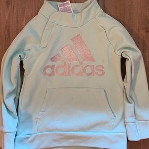 adidas toddler pull over